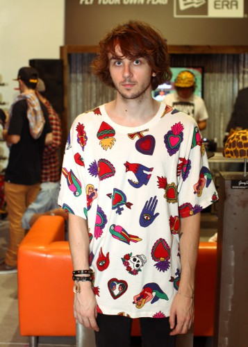 Event Fashion Designer Victor Von Schwarz Pop Up New Era Barcelona