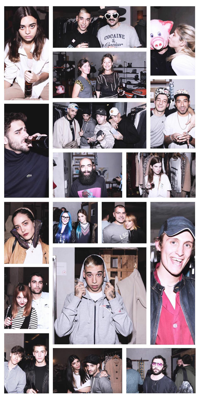 Algunos de los asistentes dándolo todo con la música de Xavi Reyes - Fotos por Ion L. Brian (www.ionlbryan.com)