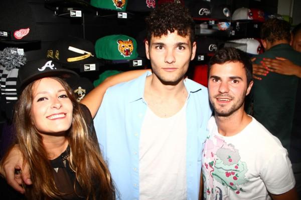 Event Guests Pop Up New Era Barcelona