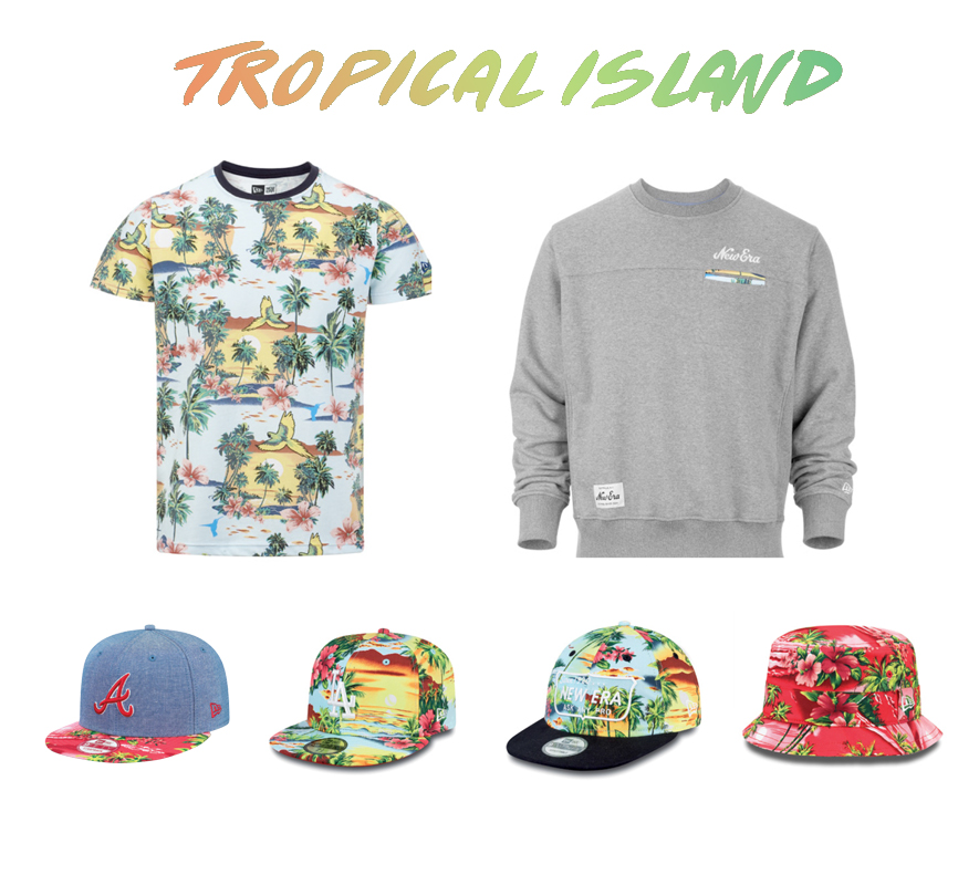TROPICAL ISLAND BLOG